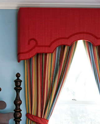 Surprise AZ Upholstered-cornice-boards