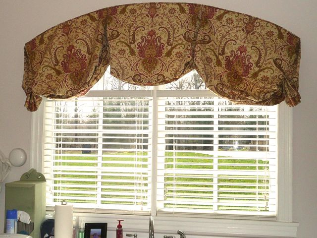 Surprise custom valances