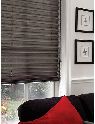 Surprise Pleated Shades