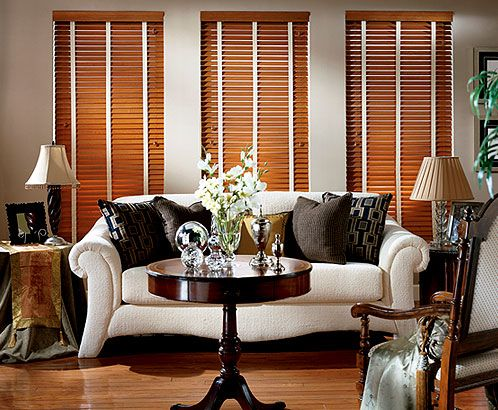 Surprise Wood Blinds