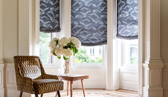 Custom Roman Shades The Low Down On One Of Today S